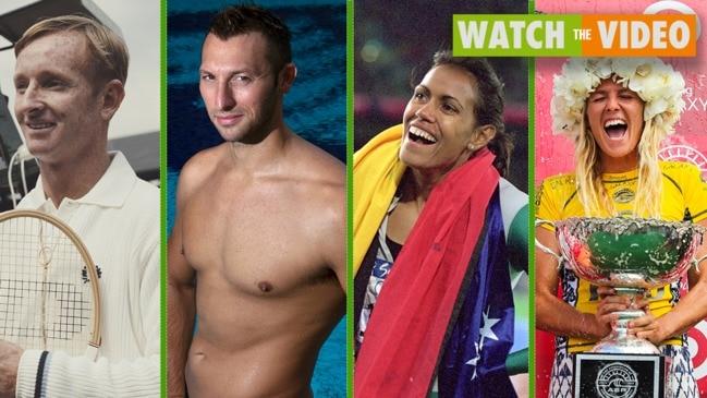 Aussie GOATS: Australia's greatest sports stars