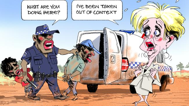 """Bill Leak ... """"There is nothing more serious than comedy""""."""