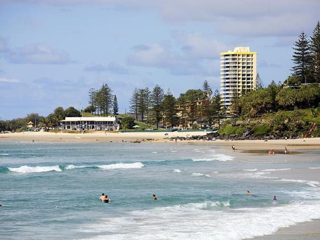 19. Rainbow Bay, Gold Coat South. Picture: iStock