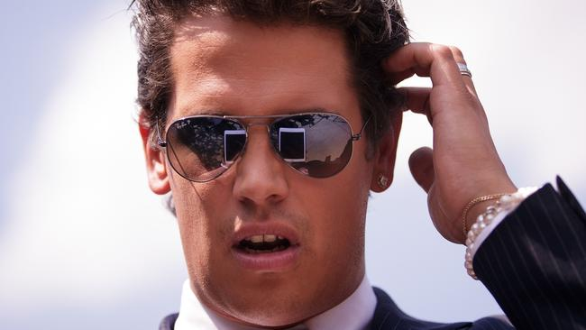 I would be scratching my head if I was you too, Milo Yiannopoulos.