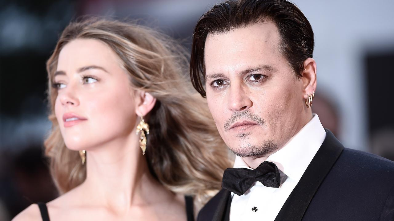 A judge ruled Johnny Depp had beaten former wife Amber Heard (above, together in 2015) during their volatile marriage. Picture: Ian Gavan/Getty Images