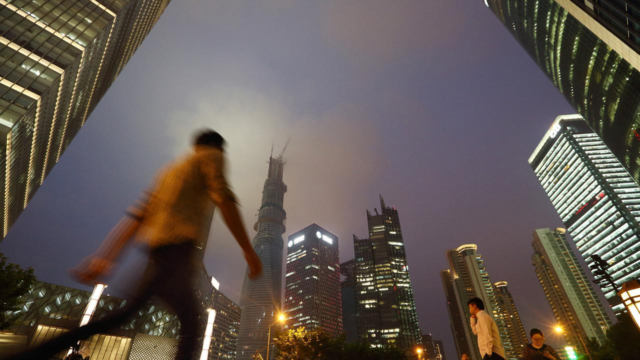 The bulk of Chinese property investors are based in Shanghai. Picture: Tomohiro Ohsumi/Bloomberg