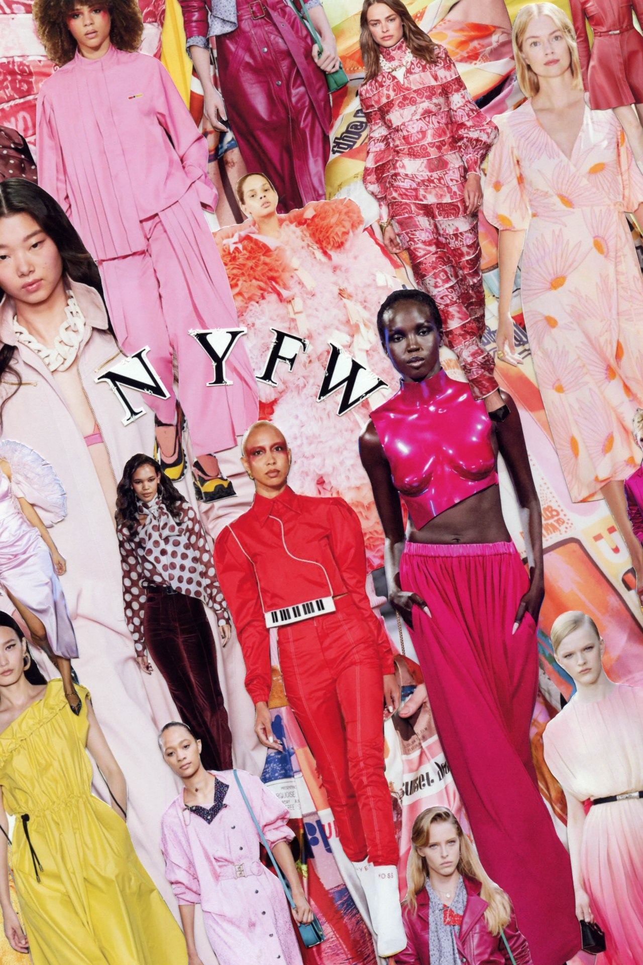 5 fashion trends from New York Fashion Week spring/summer 2020 to know now