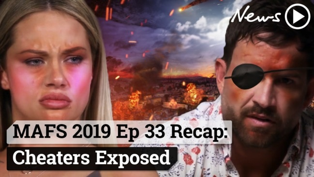 MAFS 2019 Episode 33 Recap: Cheaters Exposed