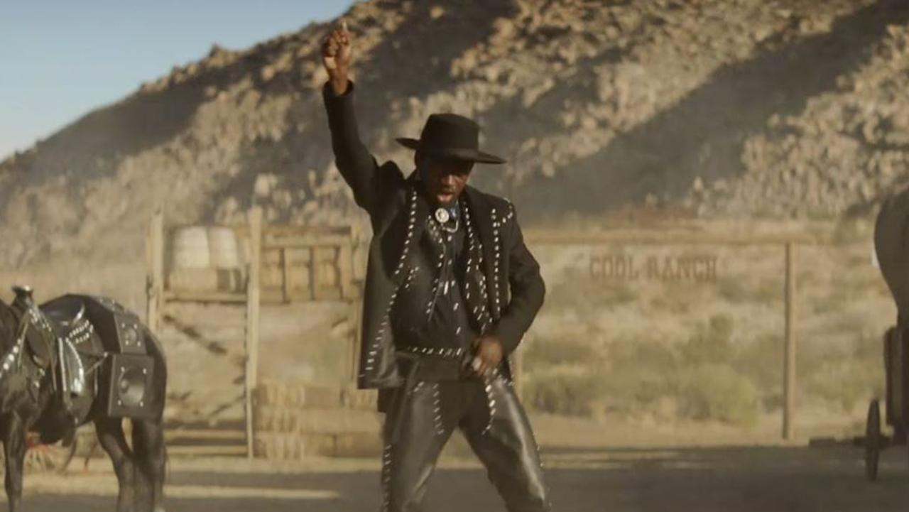 Lil Nas X's big hit first went viral on TikTok. Picture: Frito-Lay North America