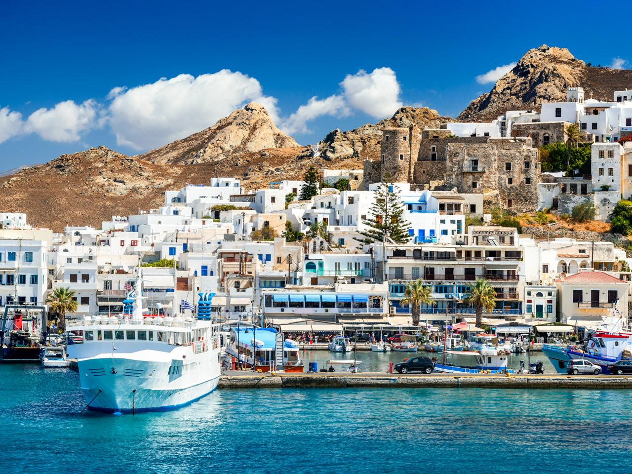 Greek Islands, Naxos, Greece