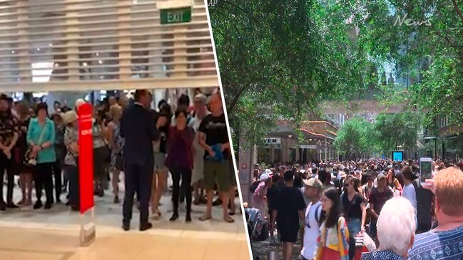 Boxing Day madness hits Aussie shopping centres