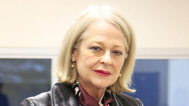 Justice Margaret McMurdo will resign from her position as President of the Court of Appeal from March.  Picture: Megan Slade.