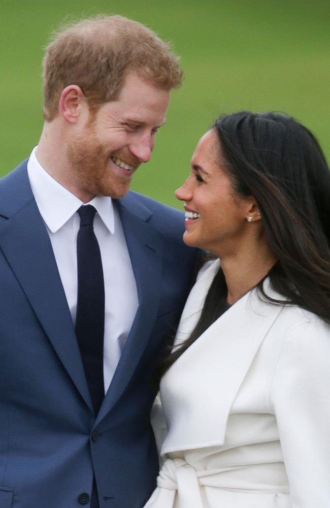 Harry and Meghan had their own team of aides while they were senior members of the royal family. Picture: Daniel Leal-Olivas/AFP