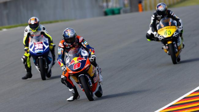 Aussie Jack Miller in Moto3. Picture: MotoGP.com