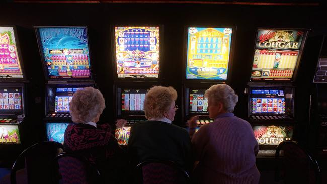 Pokies are a major income stream for the Government, but also as a social scourge that costs gamblers their homes and families.
