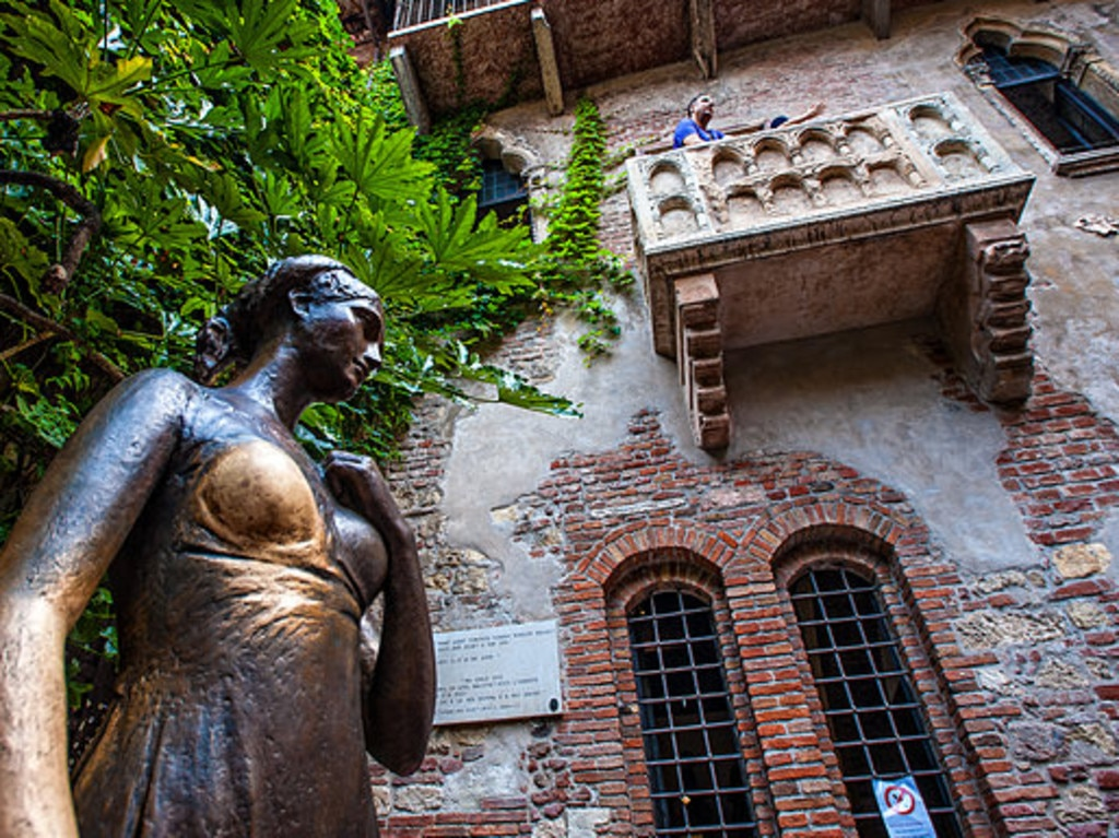 Italy Veneto Verona, House of Juliet