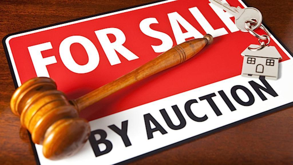 Tips on how to bid at an auction