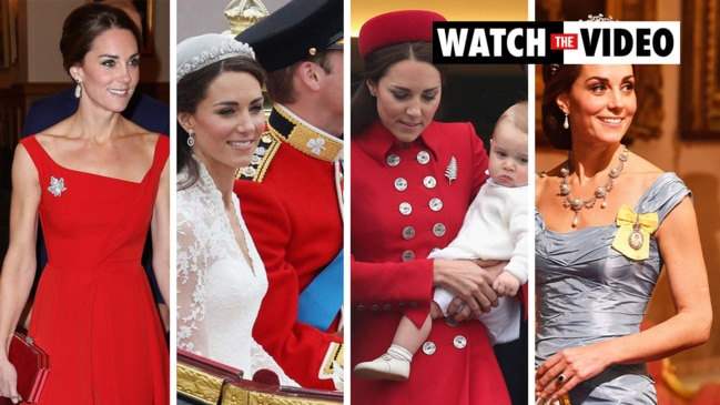 Royals: Jewellery Kate Middleton has borrowed or been gifted by the royal family