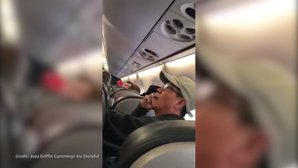 New Footage Shows United Passenger Before He Was Dragged Off Plane