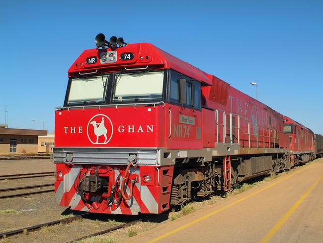 10. THE FAMOUS AUSSIE TRAIN ONCE KNOWN AS THE AFGHAN EXPRESS … has operated since 1878 and is now The Ghan. Named for the Afghan camel drivers who once trekked the remote interior, the 48-hour rail journey between Adelaide, Alice Springs and Darwin spans 2979km.
