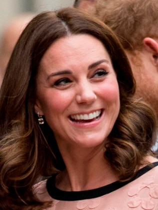 Duchess of Cambridge Kate Middleton is set to take Prince Harry's rugby roles according to recent reports. Picture: AP