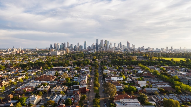 A Newport family in Melbourne's southwest allegedly broke home quarantine orders and left the property on multiple occasions. Picture: Getty