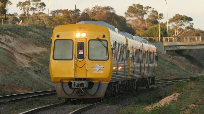 A youth from the western suburbs was charged with two counts of marking graffiti, trespassing and riding on top of a moving train.