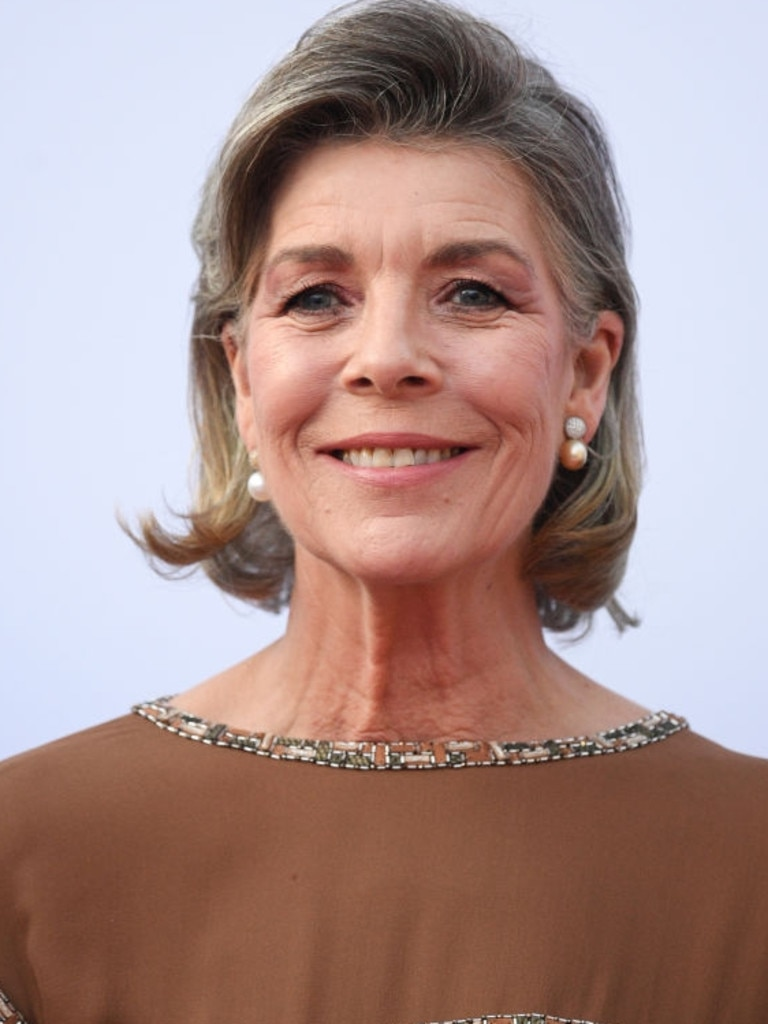 Princess Caroline of Hanover. Picture: Pascal Le Segretain/Getty Images