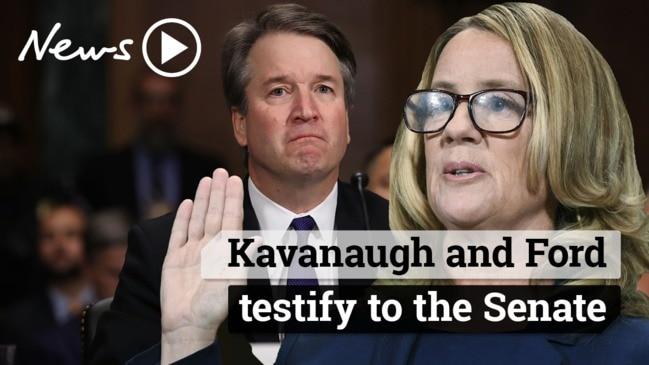 Brett Kavanaugh: Christine Blasey Ford's testimony shakes America