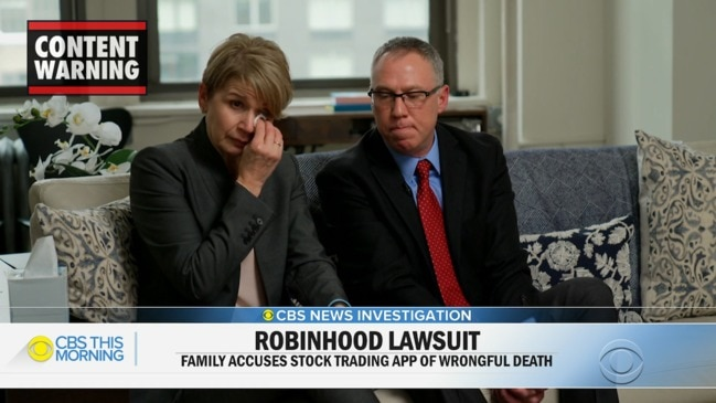 Parents of son who committed suicide after mistaken $946,000 debt speak out (CBS)