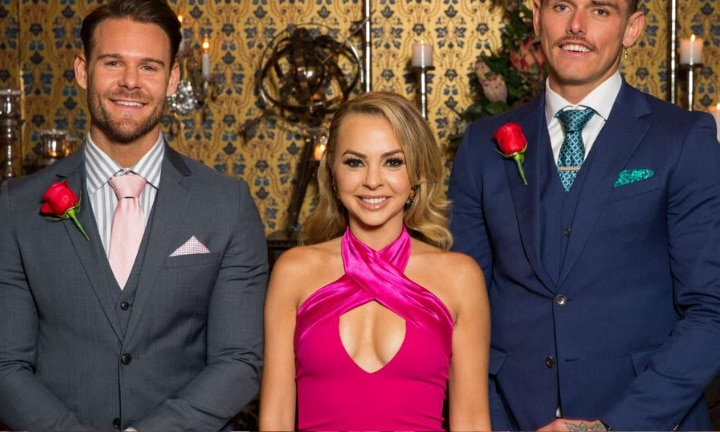 The Bachelorette's Angie chooses her winner