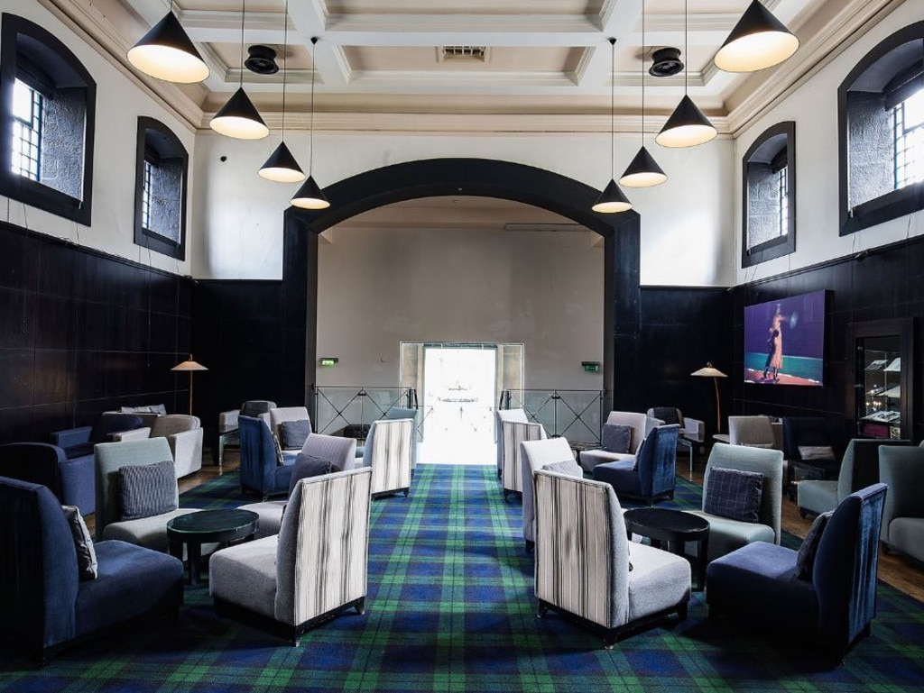 The rooms are much more glamorous than they used to be. Picture: Malmaison Hotel