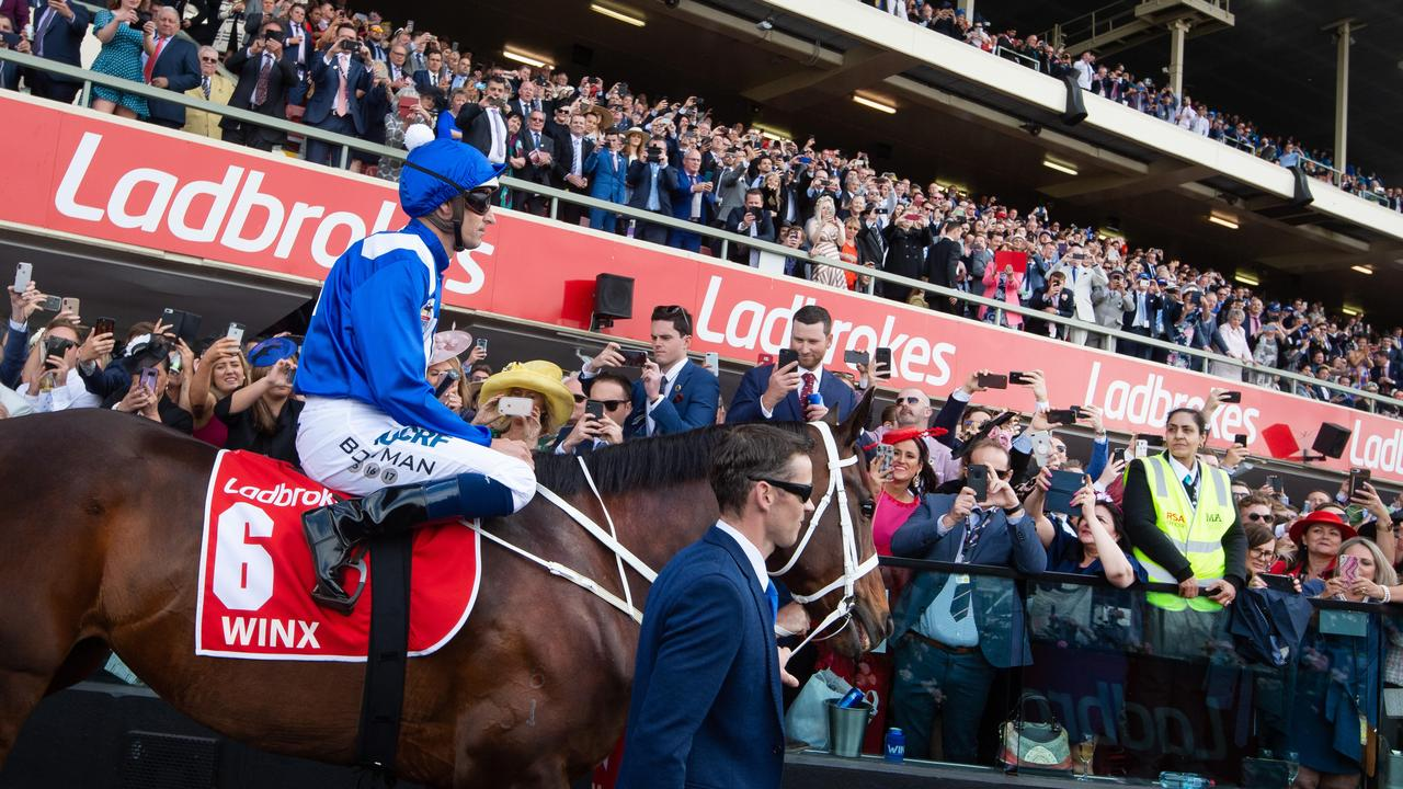 The Cox Plate 2018
