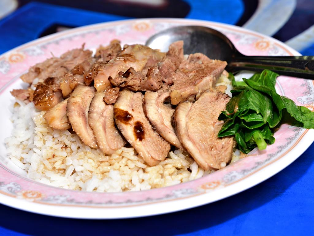 The food in Thailand is second to none. Picture: Ronan O'Connell