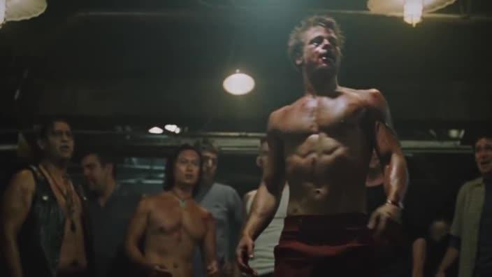 Fight Club Official Trailer (1997)