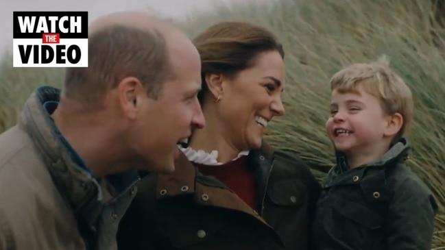 Prince William and Kate Middleton release family video on their 10th wedding anniversary