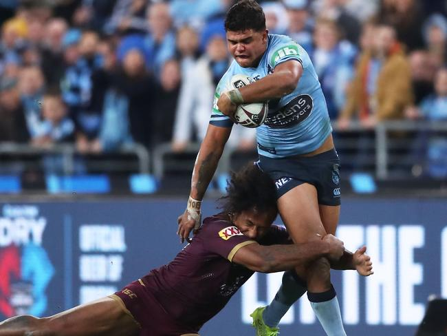 Latrell Mitchell is a star in the making.