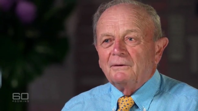 Coronavirus: Gerry Harvey claims he is not afraid of the virus (60 Minutes)