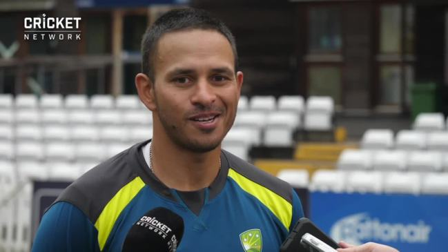 DRS one of toughest parts of Test: Khawaja