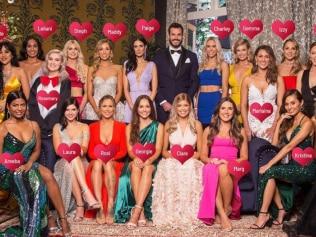 The Bachelor Australia 2020 cast. Image: Instagram @thebachelorau.