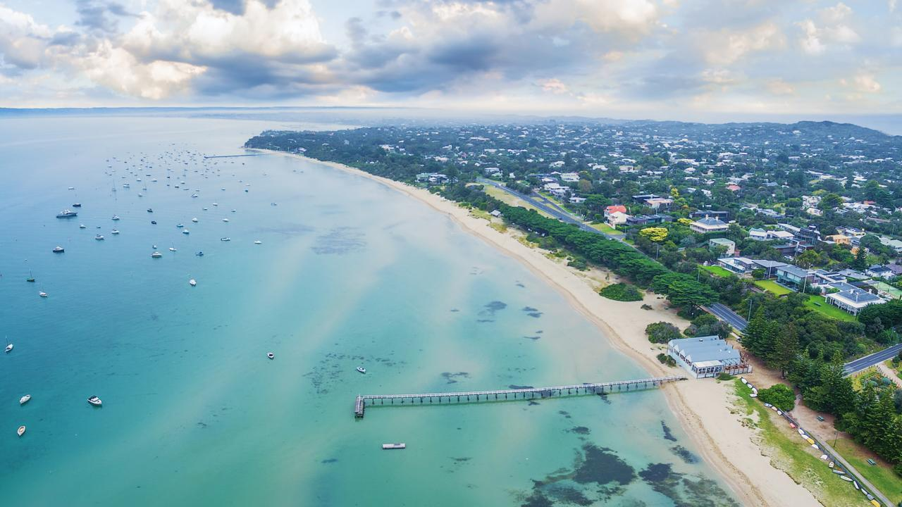 Demand for homes on the Mornington Peninsula coastline has surged in 2021.