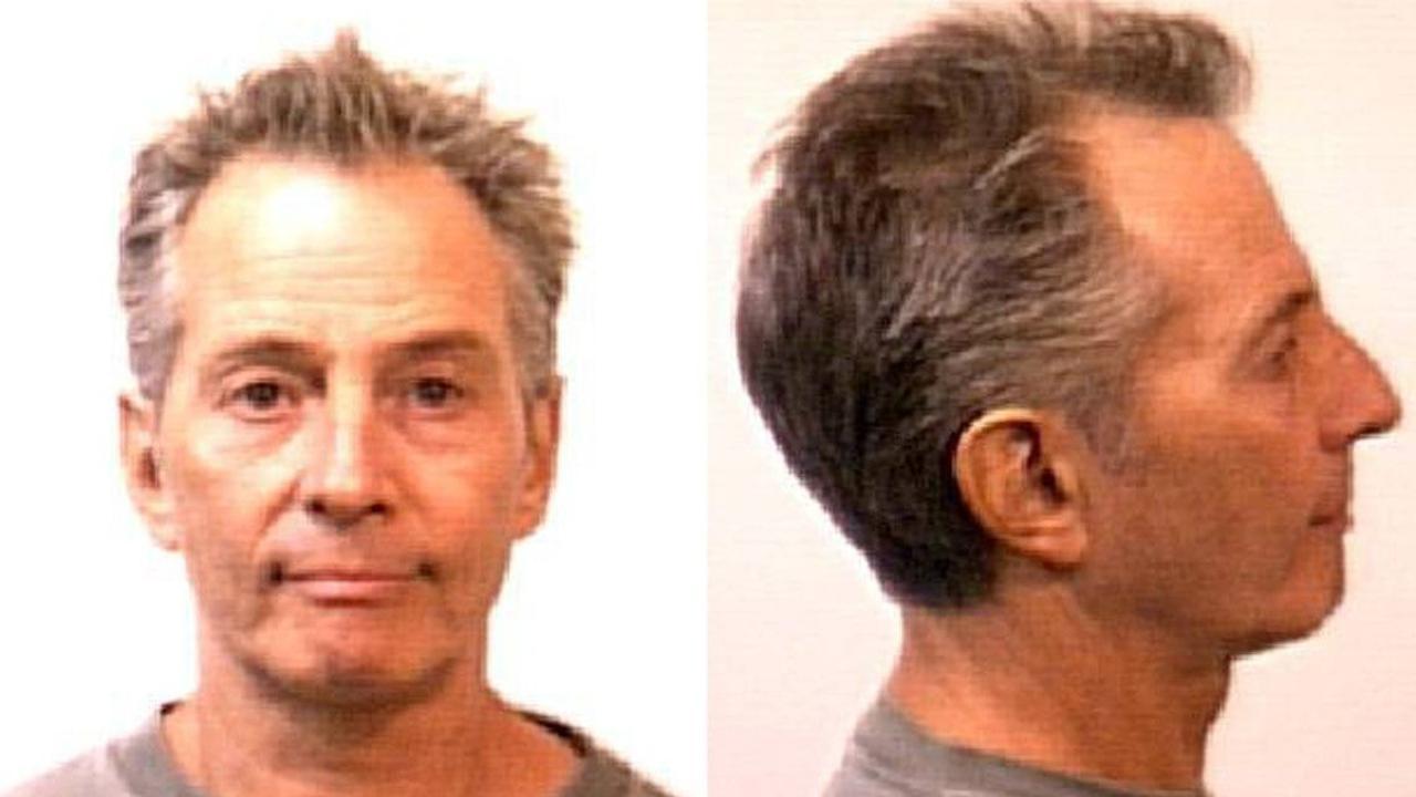 Undated police handout image of fugitive Robert Durst.