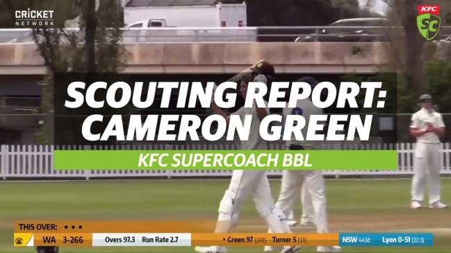 What Cameron Green brings to the Perth Scorchers