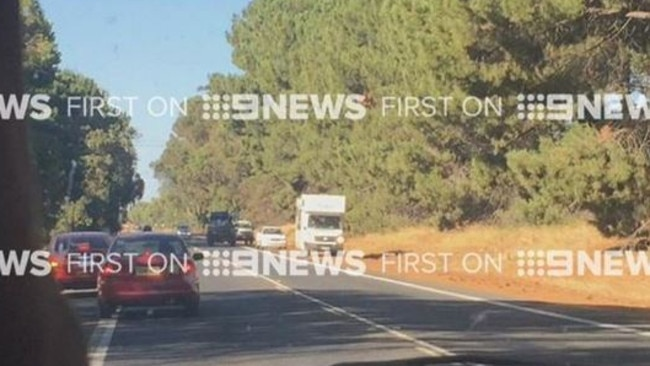 A motorist has filmed the horrific moment another driver crossed onto the wrong side of the road and caused a fatal head-on collision.