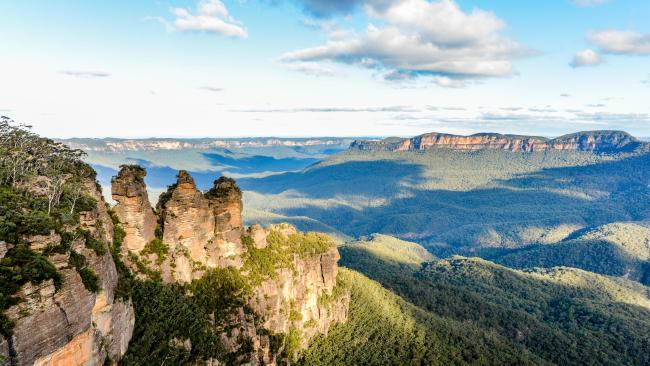 The Blue Mountains are not included in Metropolitan Sydney. Picture: Getty