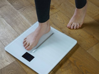 Smart scales prove that health is holistic. Image: Facebook/ Withings.