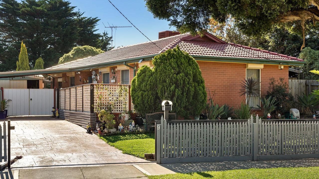 Househunters are being told to buy on the infrastructure trail, in areas like Sunshine.