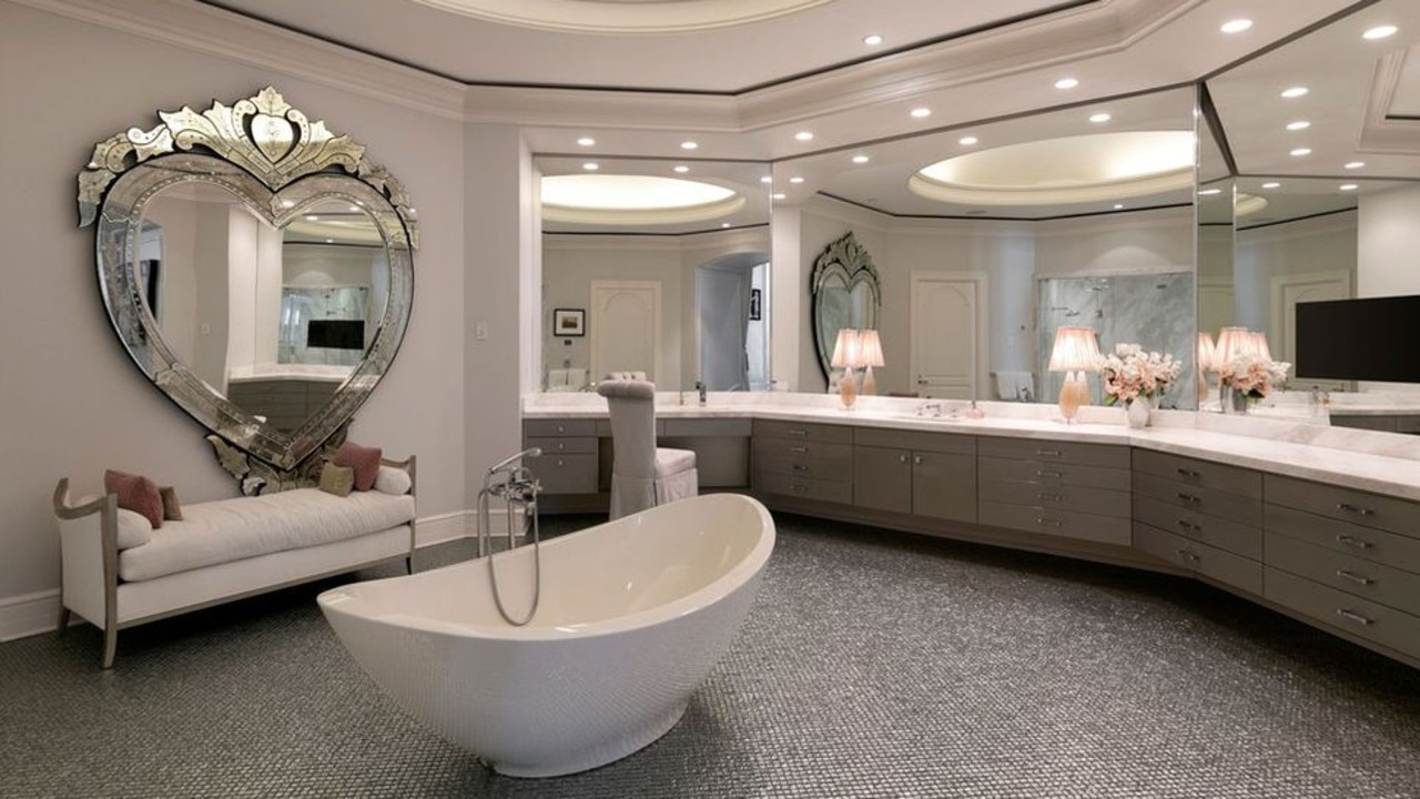 Now that's a feature bath. Picture: Realtor
