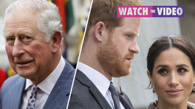 Harry and Meghan could be 'ditched' from the Royal family by Prince Charles