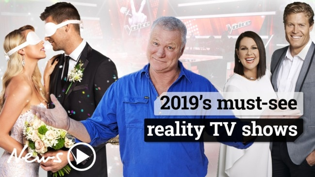 2019's must-see Aussie reality TV shows