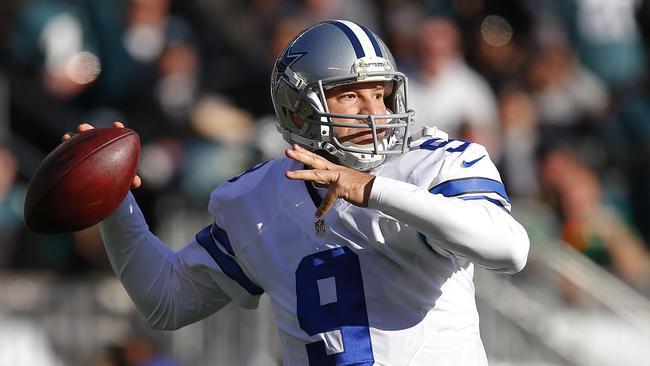 Dallas Cowboys quarterback Tony Romo.