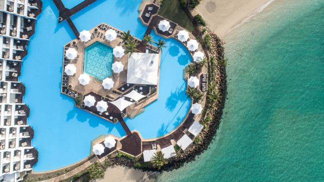 4/5HAYMAN ISLAND Slash more than $1500 off your bill when you check in at InterContinental Hayman Island Resort from $2669 for three nights. Get upgraded to a Lagoon Ocean View Room and receive breakfast daily, launch transfers, $100 dining credit a day and an Island experience. Bookings via