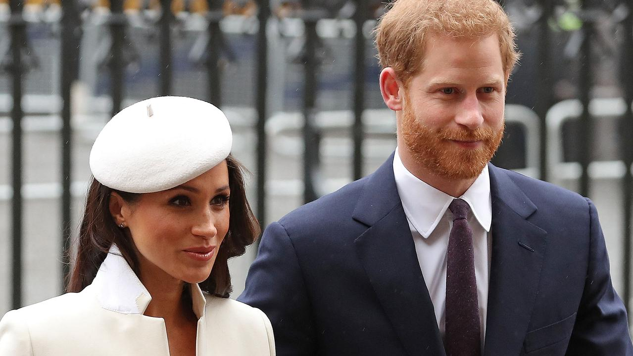 Meghan's mum reportedly demanded she stay in the US while heavily pregnant. Picture: AFP.