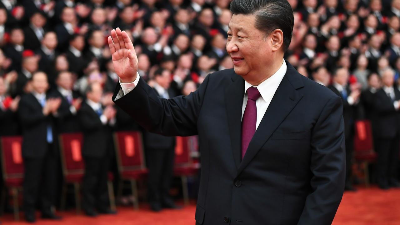 Chinese President Xi Jinping. Picture: Xie Huanchi/Xinhua via Getty Images